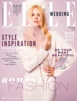 As featured in Elle Wedding!